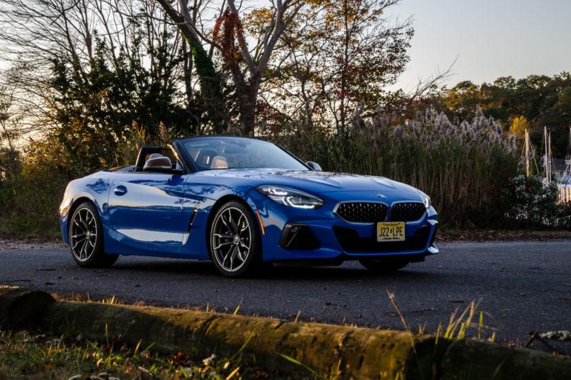 BMW Z4 M40i 28 of 50 830x553