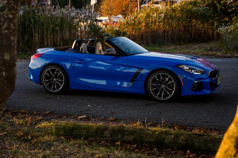 BMW Z4 M40i 29 of 50 830x553