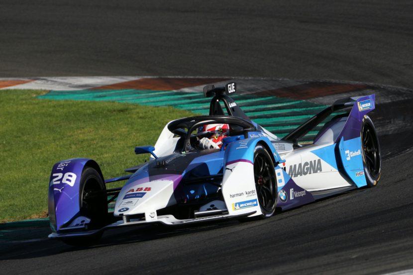 BMW i Motorsport Valencia 1 830x553