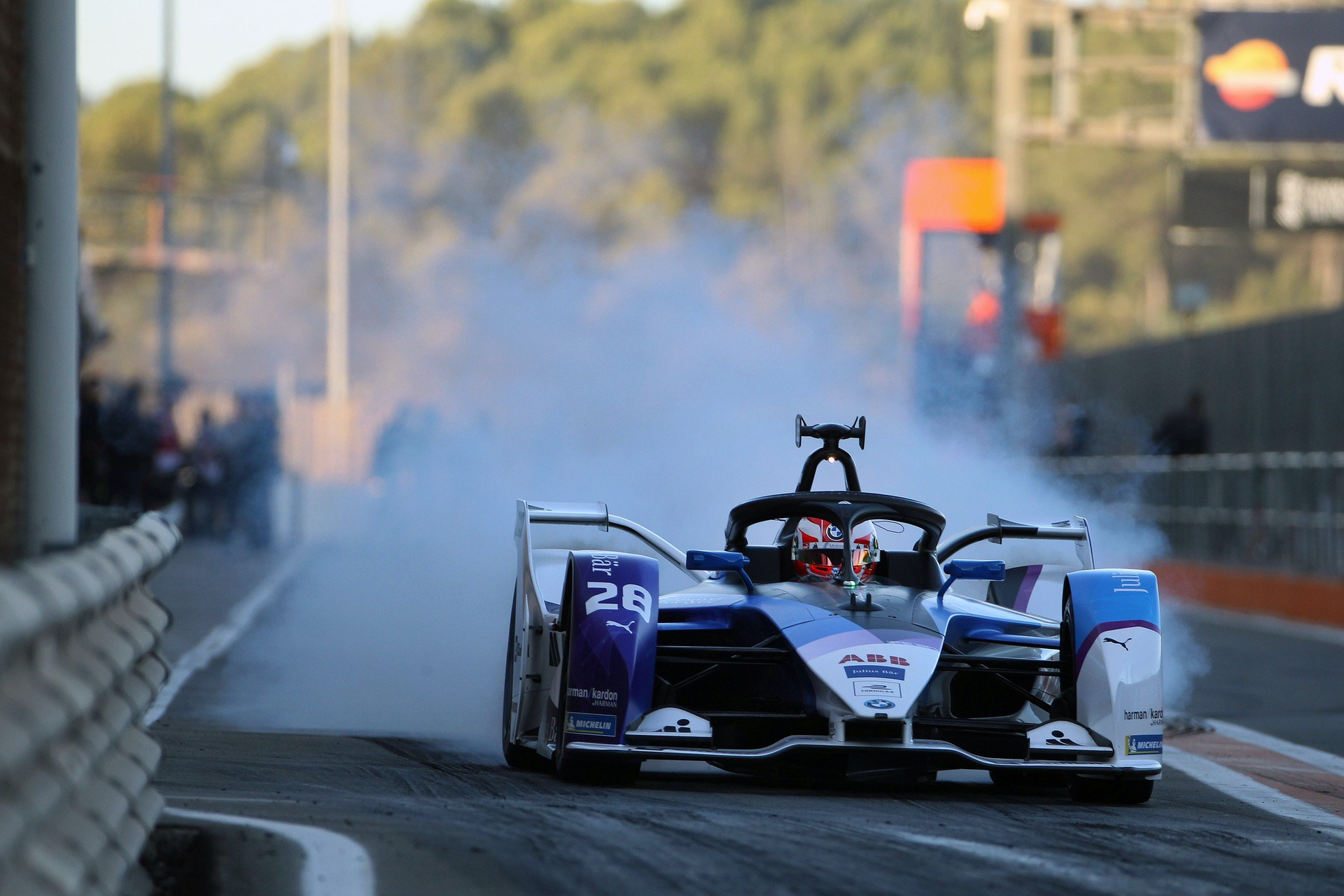 BMW i Motorsport Valencia 4