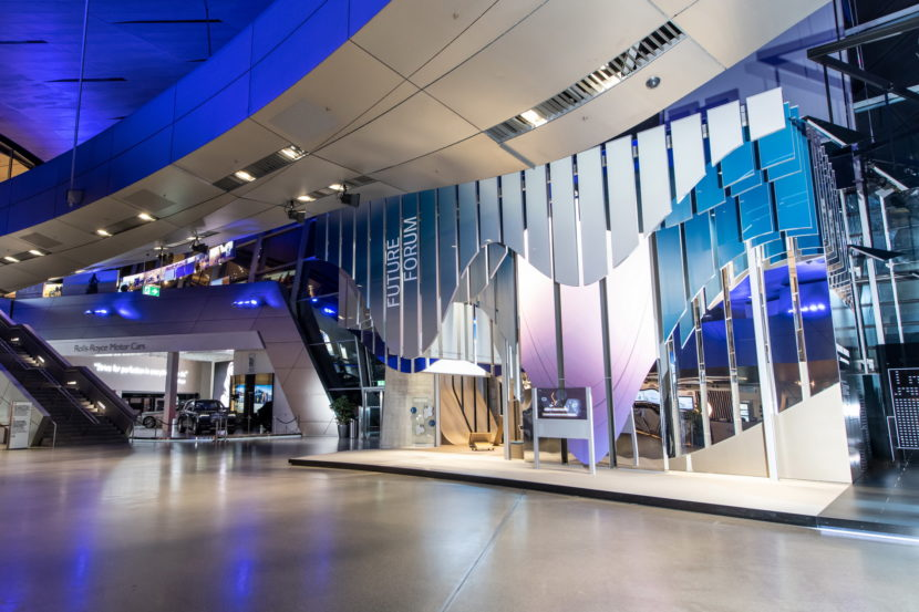 FUTURE FORUM at BMW Welt 1 830x553