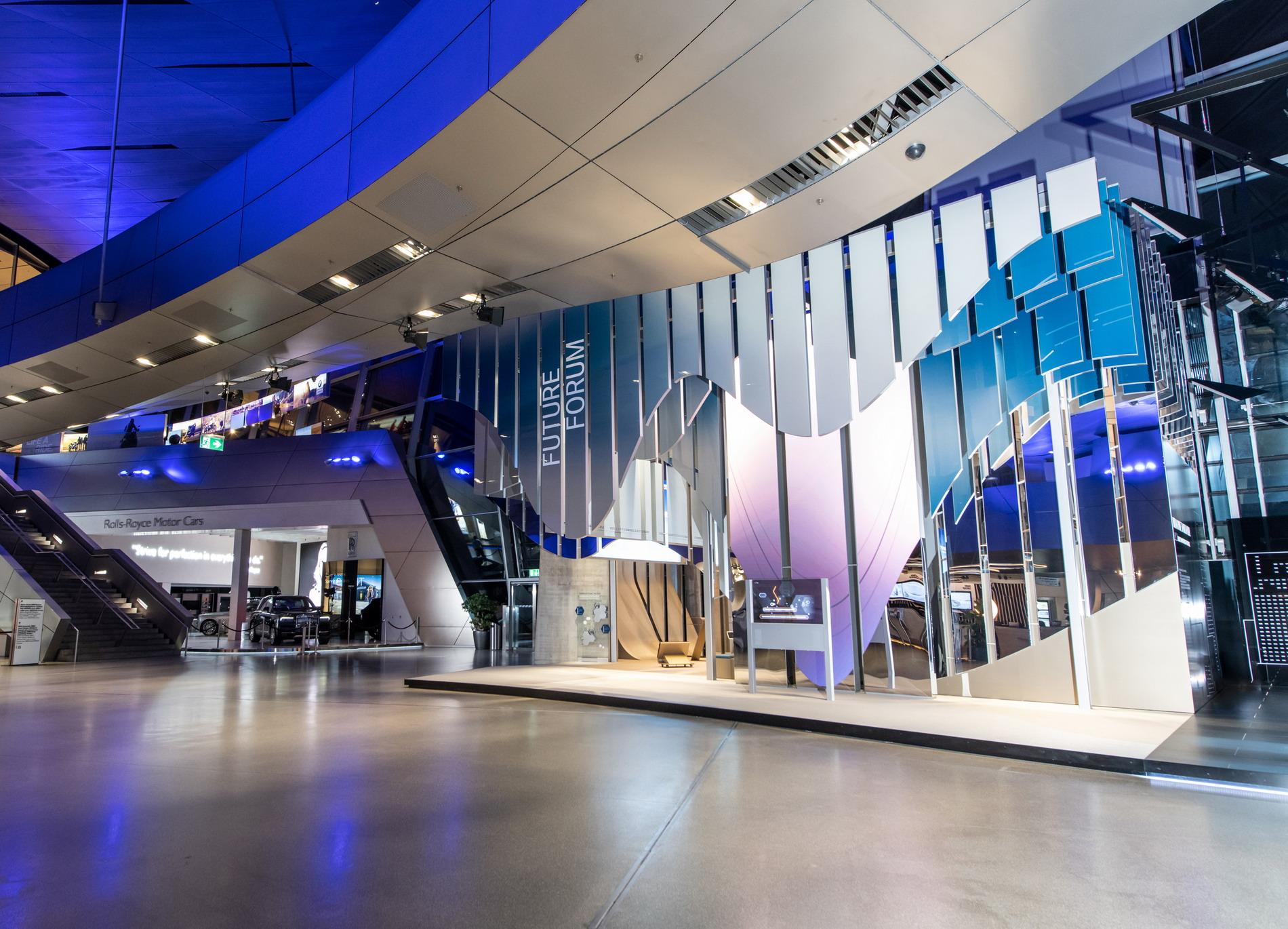 FUTURE FORUM at BMW Welt 1
