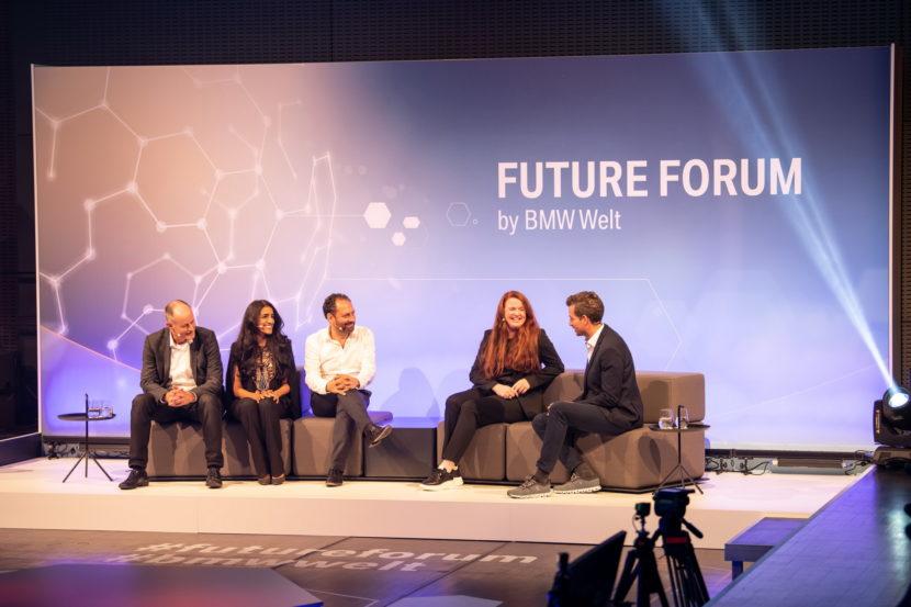 FUTURE FORUM at BMW Welt 8 830x553