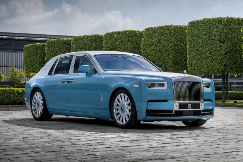 Global demand for bespoke Rolls Royce models increases 4 830x553