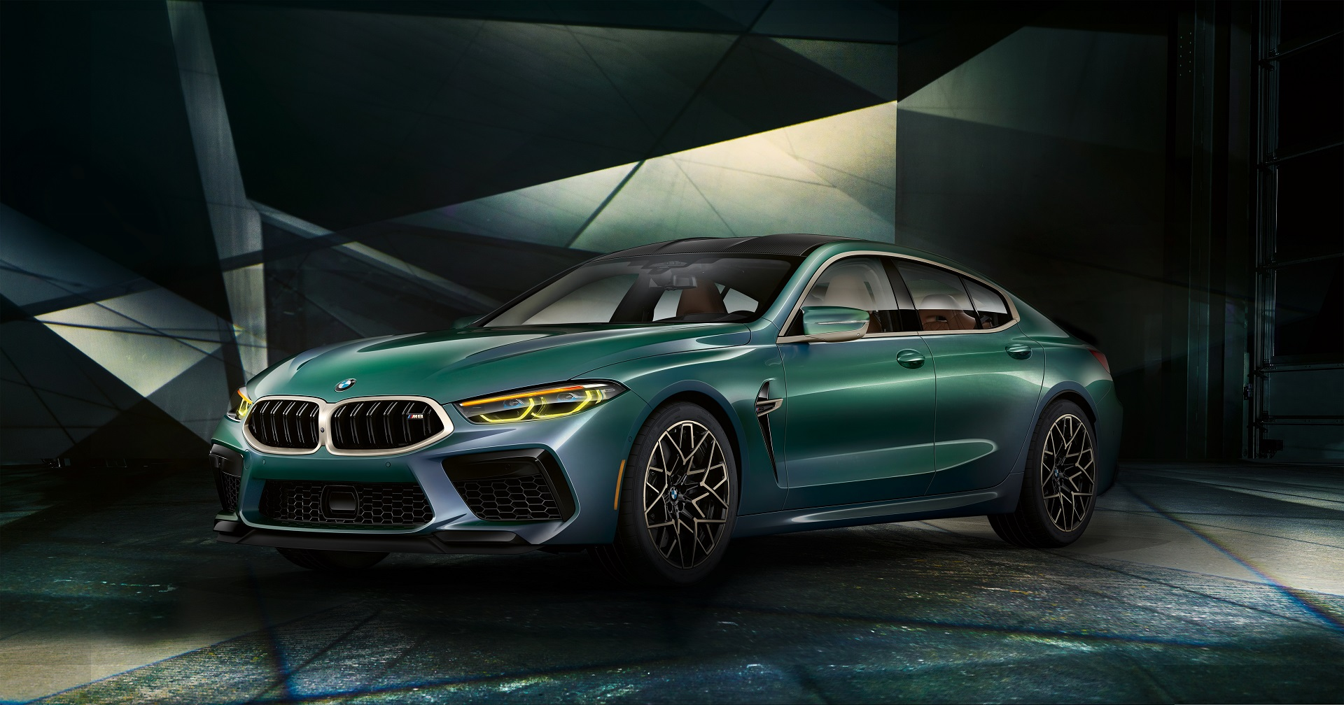 Photo Gallery: BMW M8 Gran Coupe First Edition