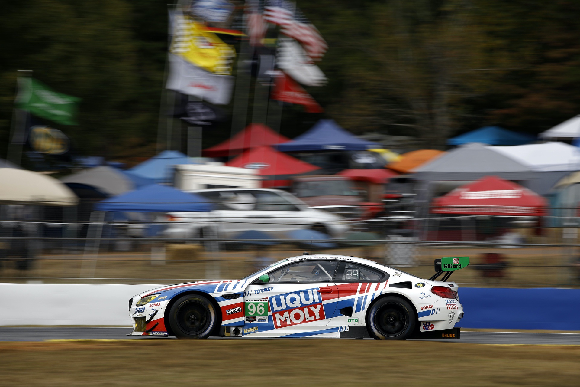 Petit LeMans: Turner Motorsport wins GTD class, podium for BMW M8 GTE
