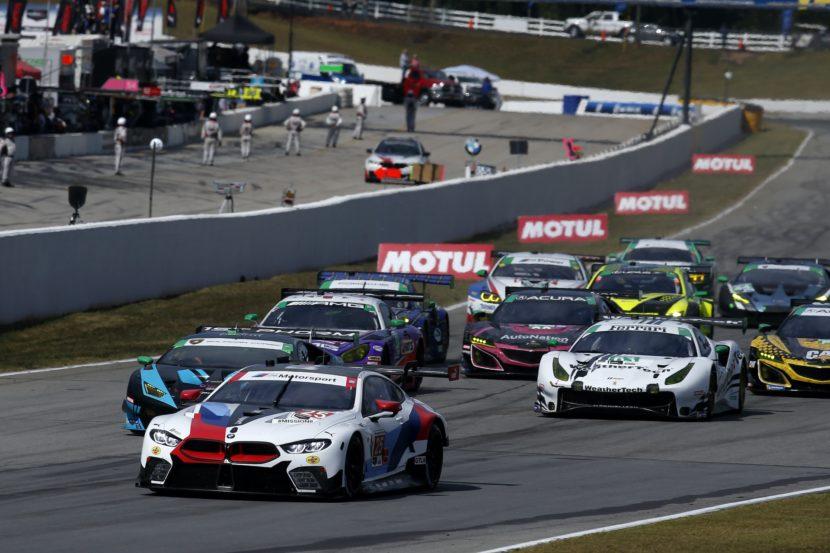 Road Atlanta BMW Turner Motorsport 2 830x553