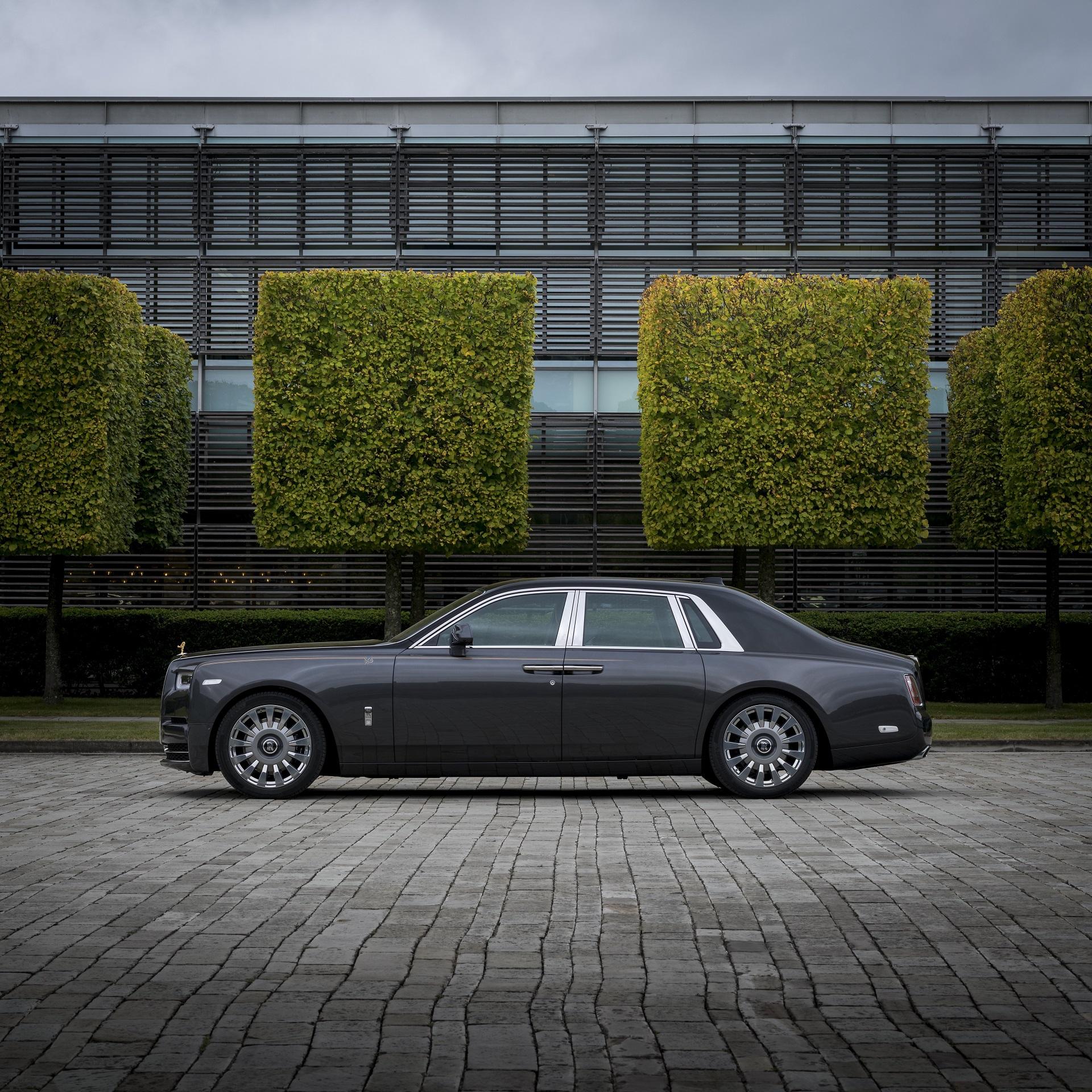 Rolls Royce Horology Phantom 3