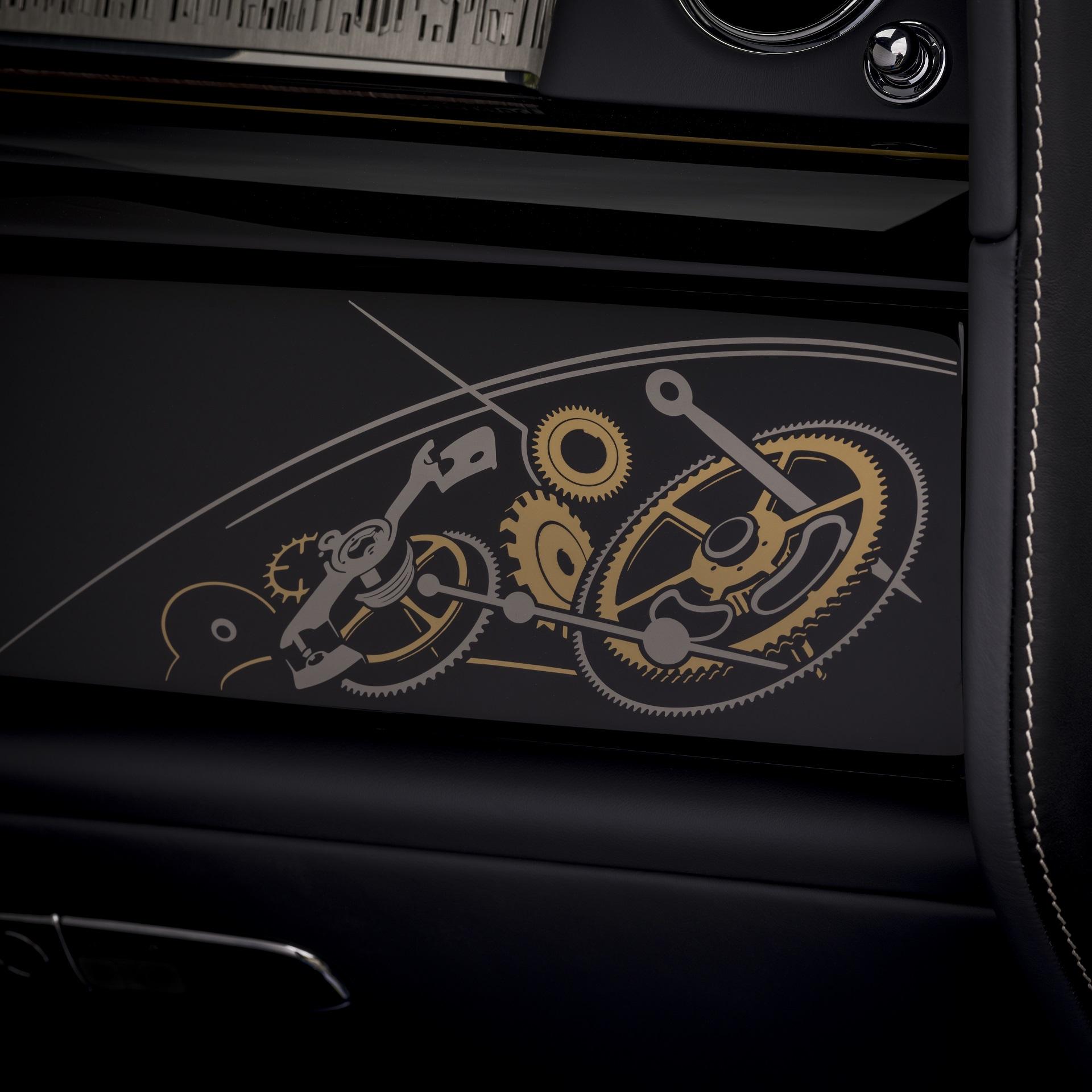 Rolls Royce Horology Phantom 4