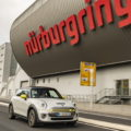 The New MINI Cooper SE on the Nurburgring circuit 1 120x120