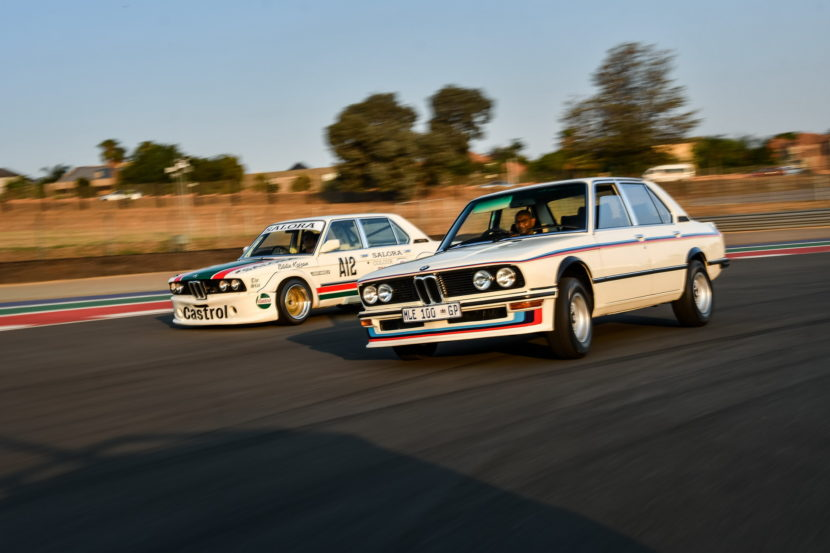 The racing BMW 530 MLE 19 830x553