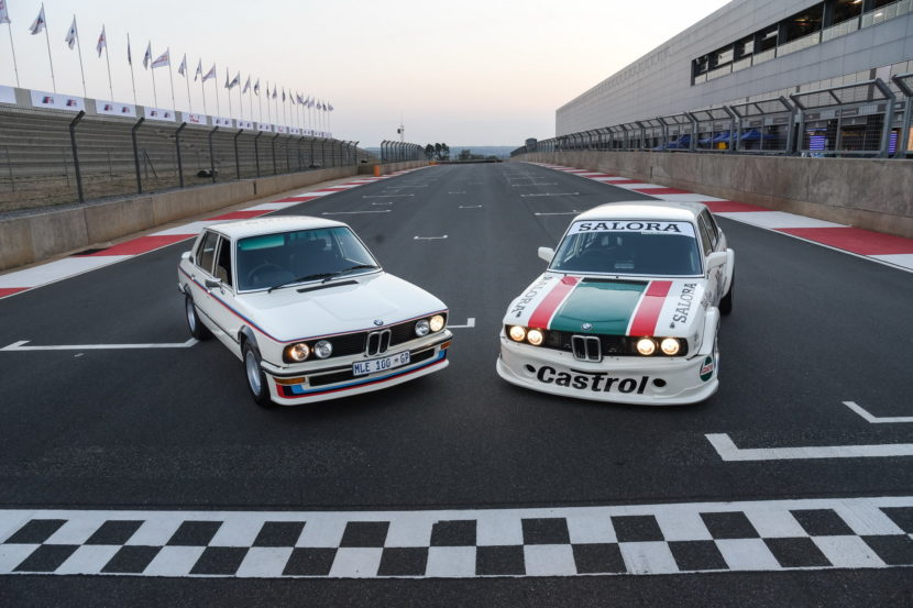 The racing BMW 530 MLE 21 830x553