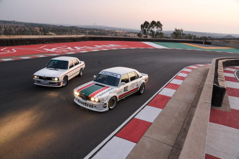 The racing BMW 530 MLE 23 830x554