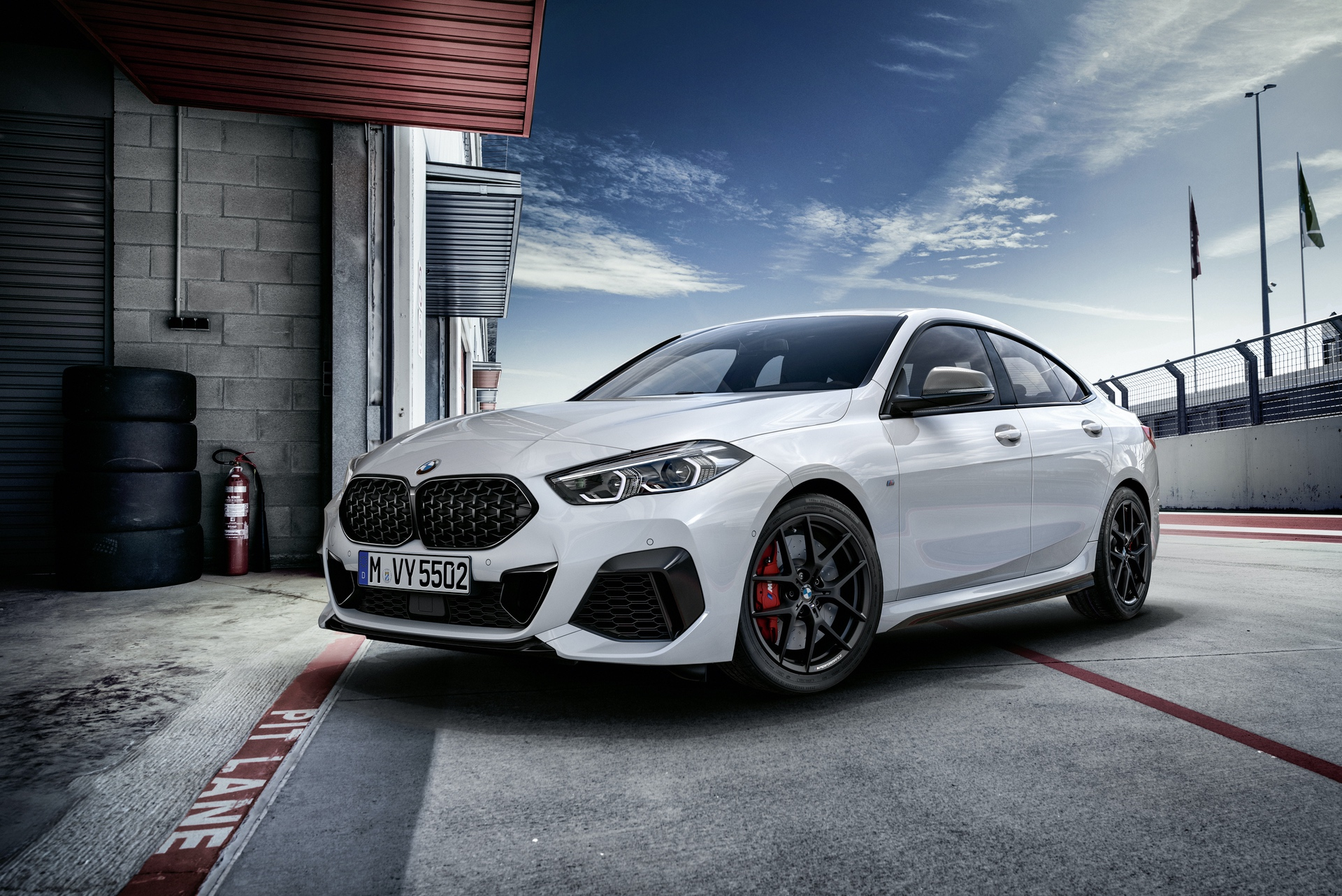 bmw 2 series gran coupe m performance 0