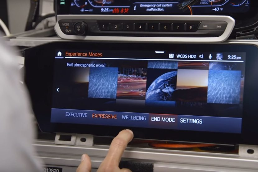 bmw experience modes 830x553