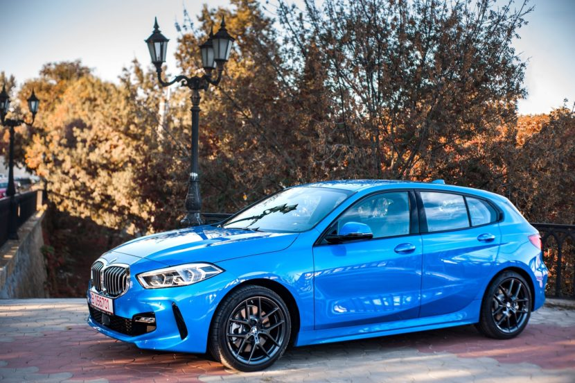 REVIEW: 2019 BMW 120d xDrive Hatchback 17