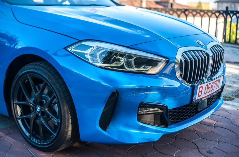 REVIEW: 2019 BMW 120d xDrive Hatchback 12