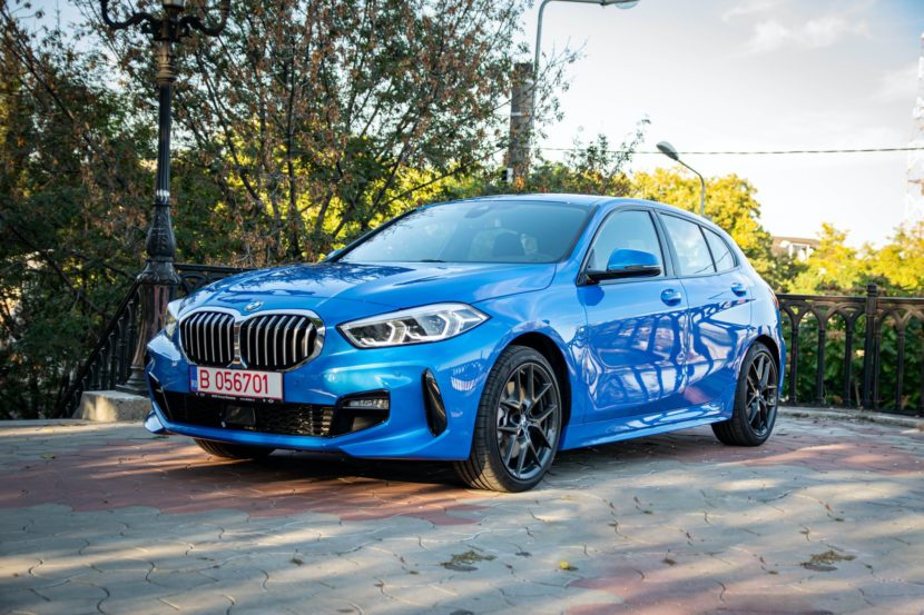 REVIEW: 2019 BMW 120d xDrive Hatchback 14