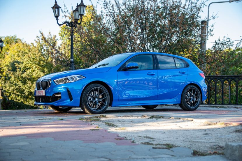 REVIEW: 2019 BMW 120d xDrive Hatchback 2