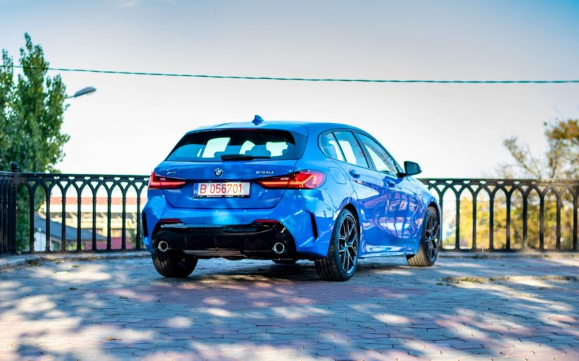 REVIEW: 2019 BMW 120d xDrive Hatchback 13