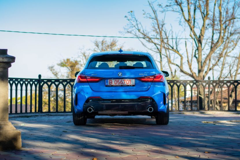 REVIEW: 2019 BMW 120d xDrive Hatchback 3