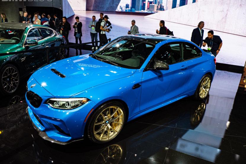 2020 BMW M2 CS photos 20 830x553