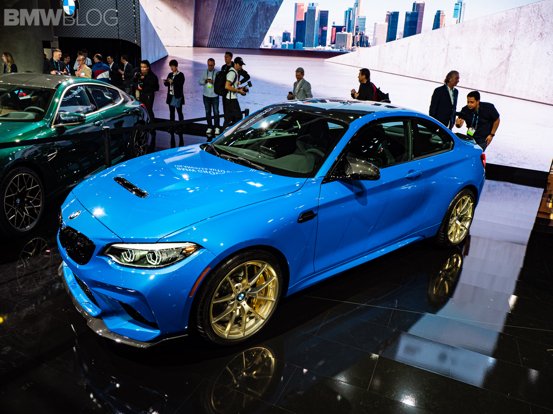 2020 BMW M2 CS photos 20