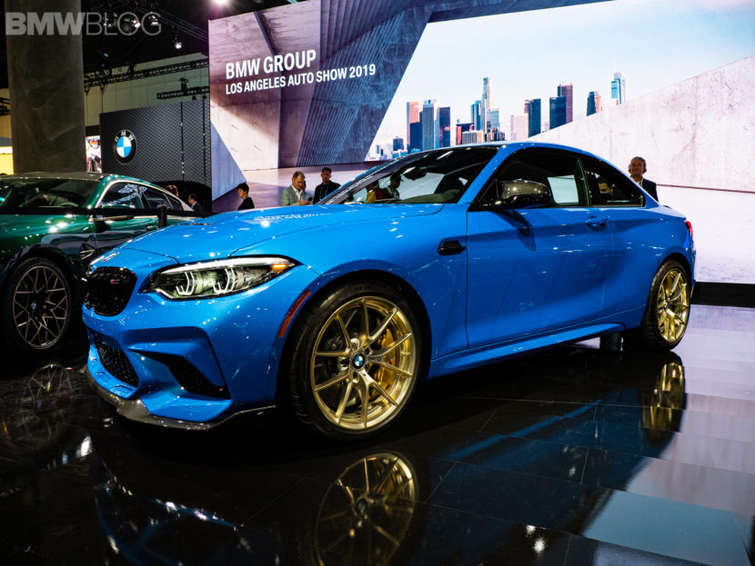 2020 BMW M2 CS photos 21 830x623