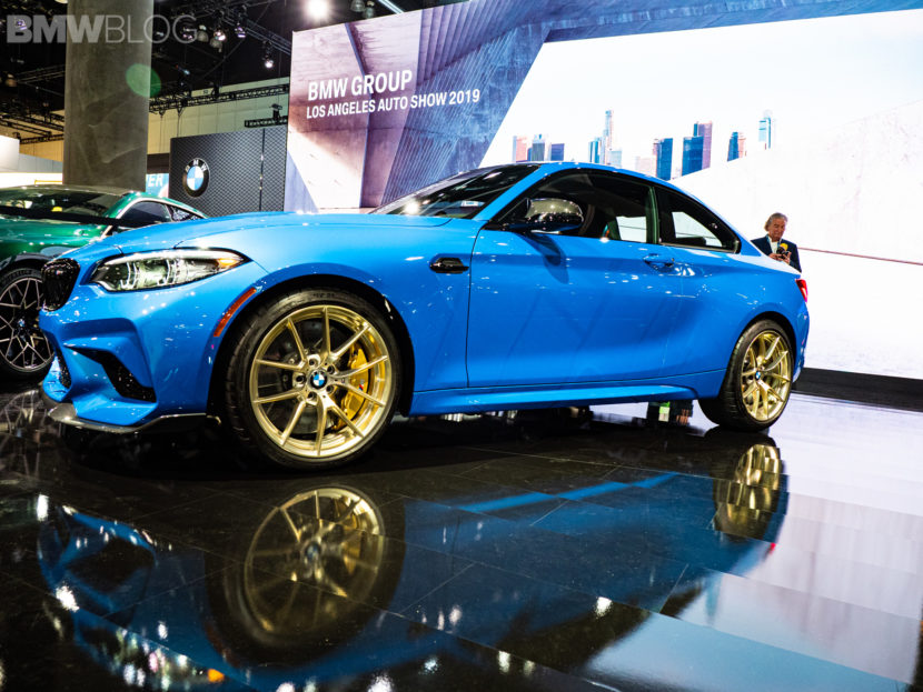 2020 BMW M2 CS photos 24 830x623