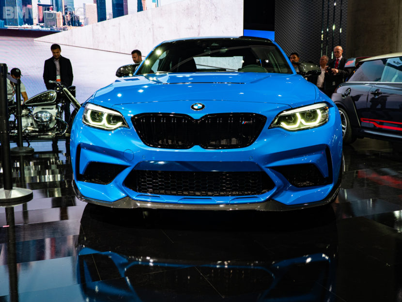 2020 BMW M2 CS photos 25 830x623