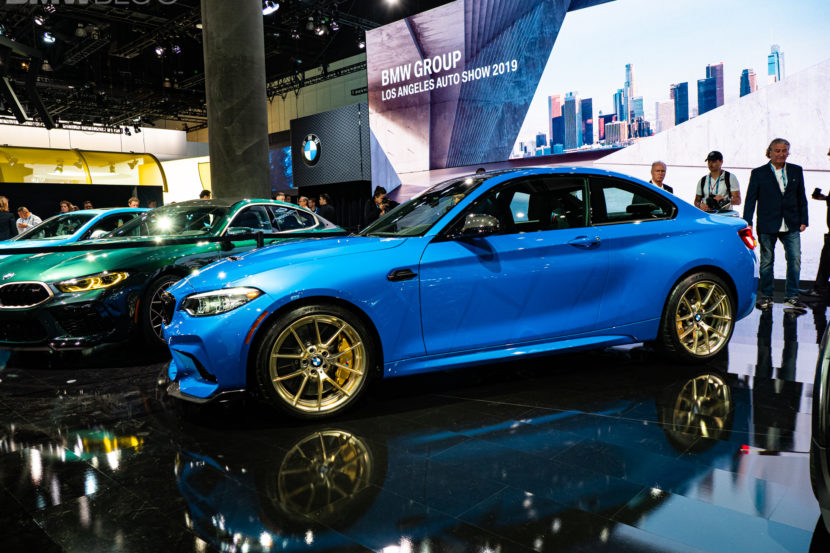 2020 BMW M2 CS photos 30 830x553
