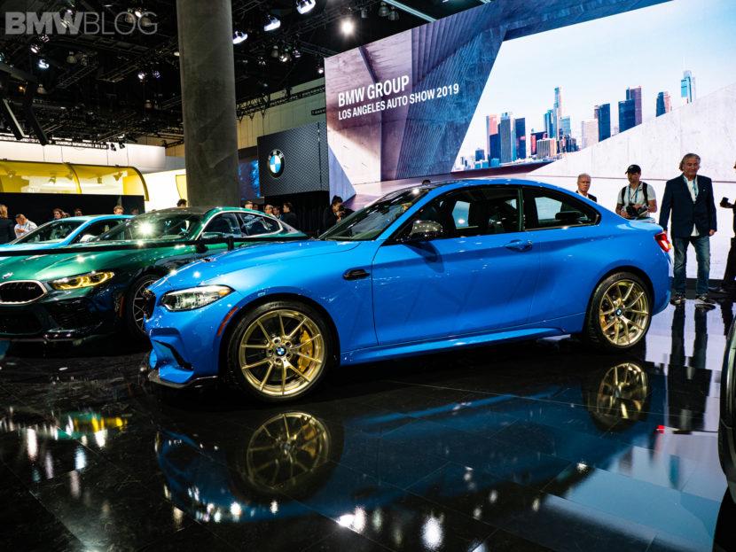 2020 BMW M2 CS photos 30 830x623