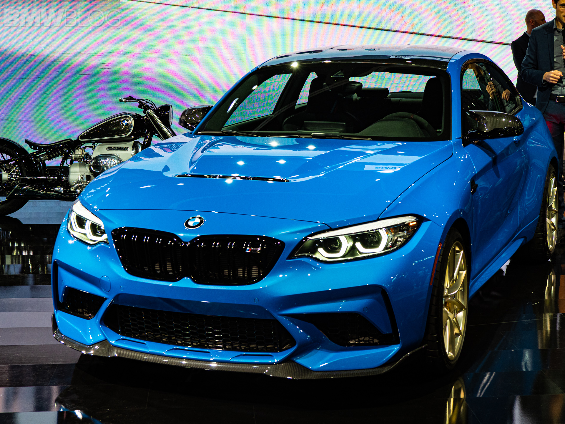 2020 BMW M2 CS photos 39