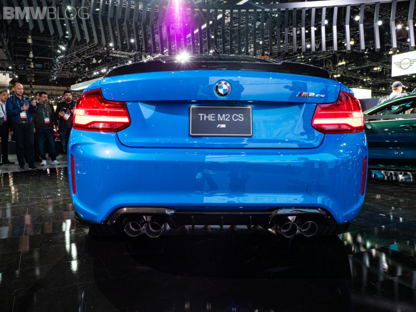 2020 BMW M2 CS photos 4 830x623