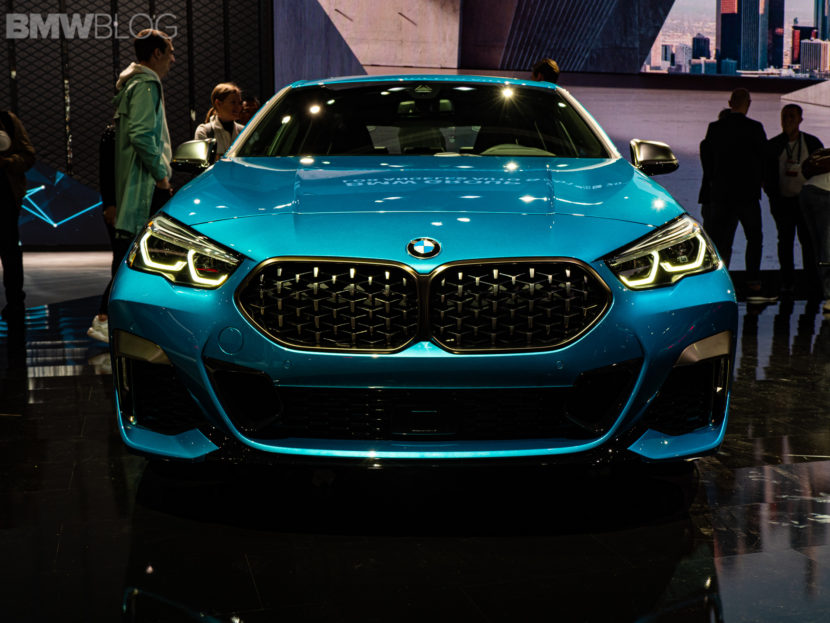 2020 BMW M235i Gran Coupe images 18 830x623