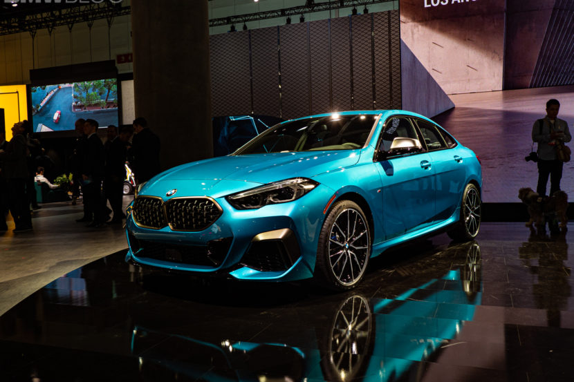 La Auto Show 2020.2019 La Auto Show Bmw M235i Gran Coupe Makes Its Public Debut