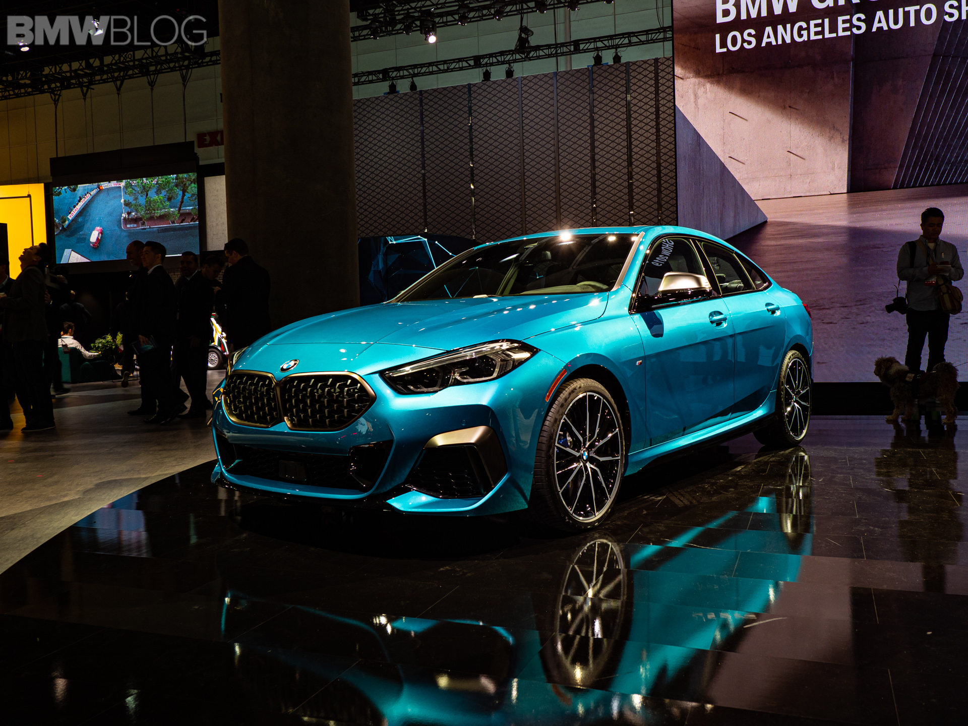 2020 BMW M235i Gran Coupe images 6