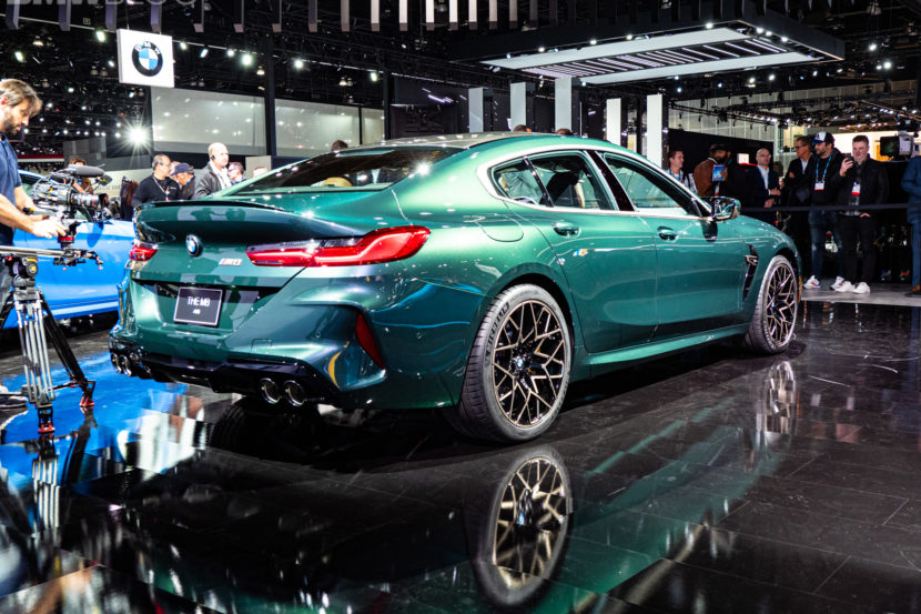 2020 BMW M8 GRAN COUPE DIAMANT FIRST EDITION 18 830x553