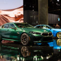 2020 BMW M8 Gran Coupe Aurora Diamant Green Metallic 20 120x120