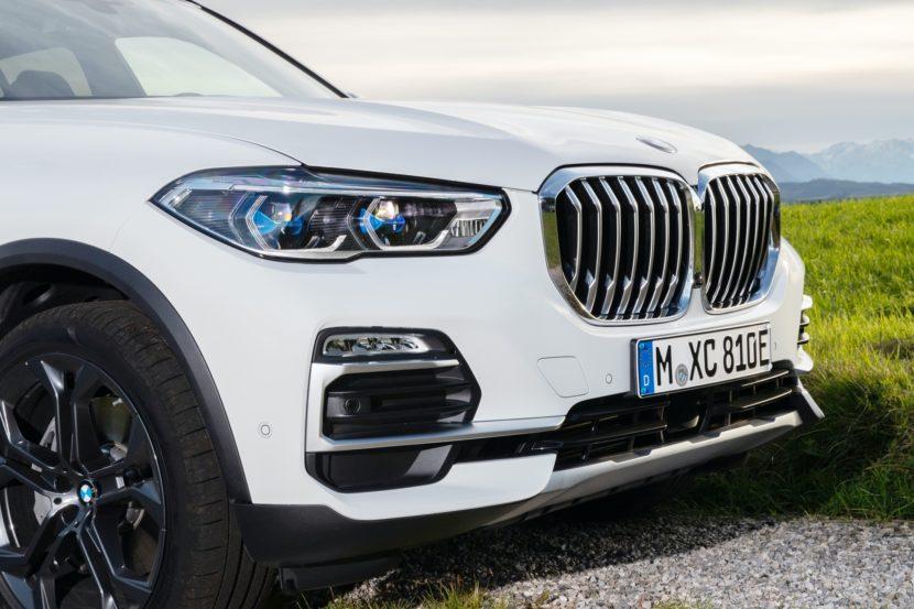 2020 BMW X5 xDrive45e test drive 106 830x553