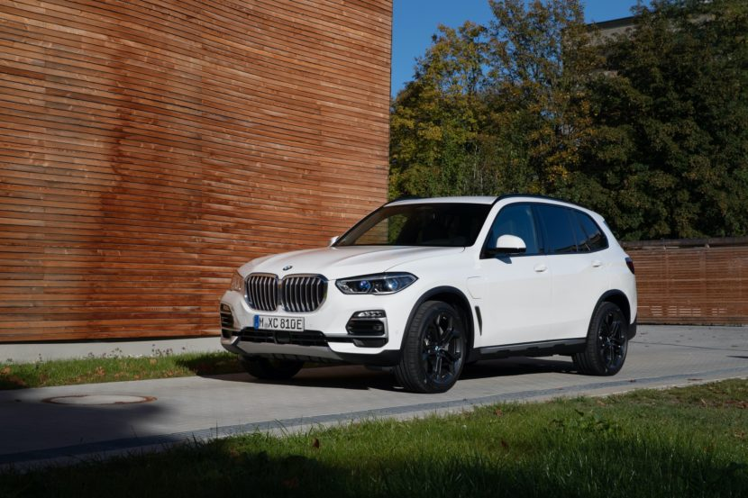Test Drive 2020 Bmw X5 Xdrive45e A Practical And Stylish Hybrid