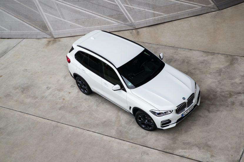 2020 BMW X5 xDrive45e test drive 66 830x553