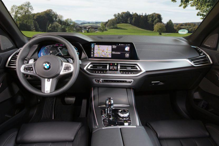 2020 BMW X5 xDrive45e test drive 69 830x553