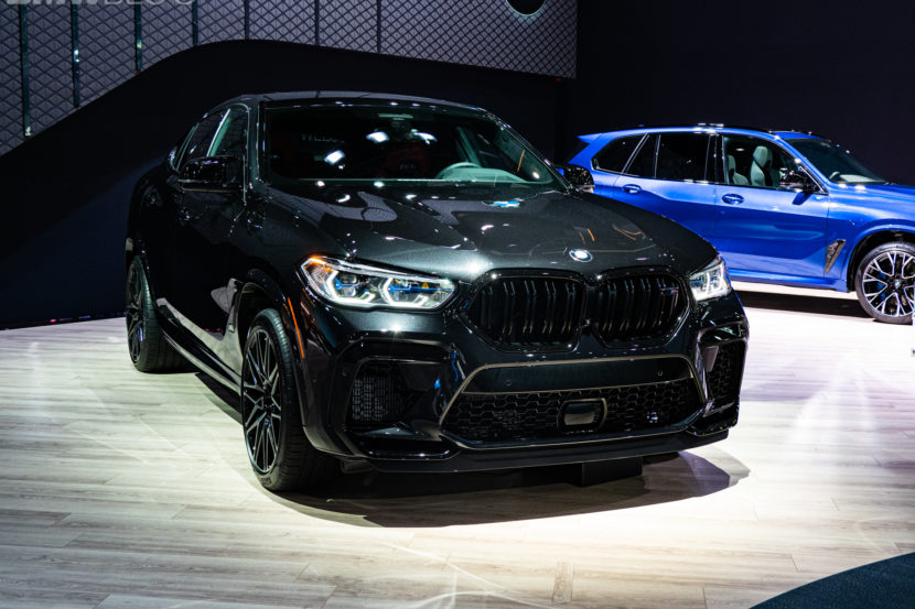 2020 BMW X6 M Competition black 1 830x553