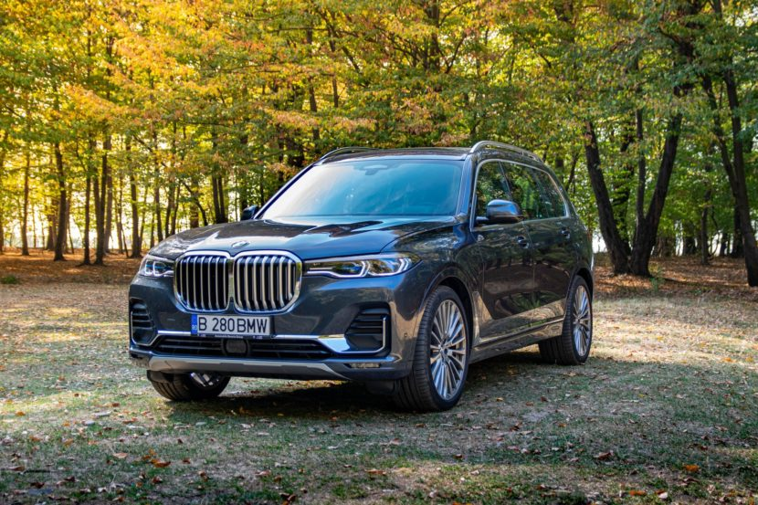 2020 BMW X7 xDrive40i test drive 0049 830x553