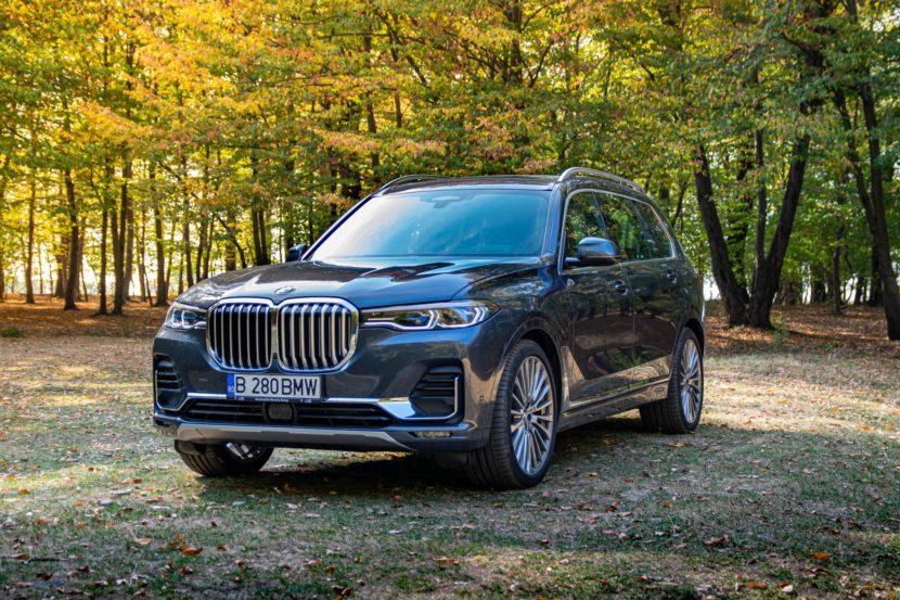 2020 BMW X7 xDrive40i test drive 0049 830x553