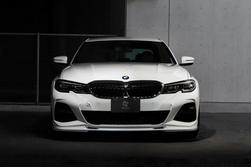 3D Design BMW 3 Series 4 830x553