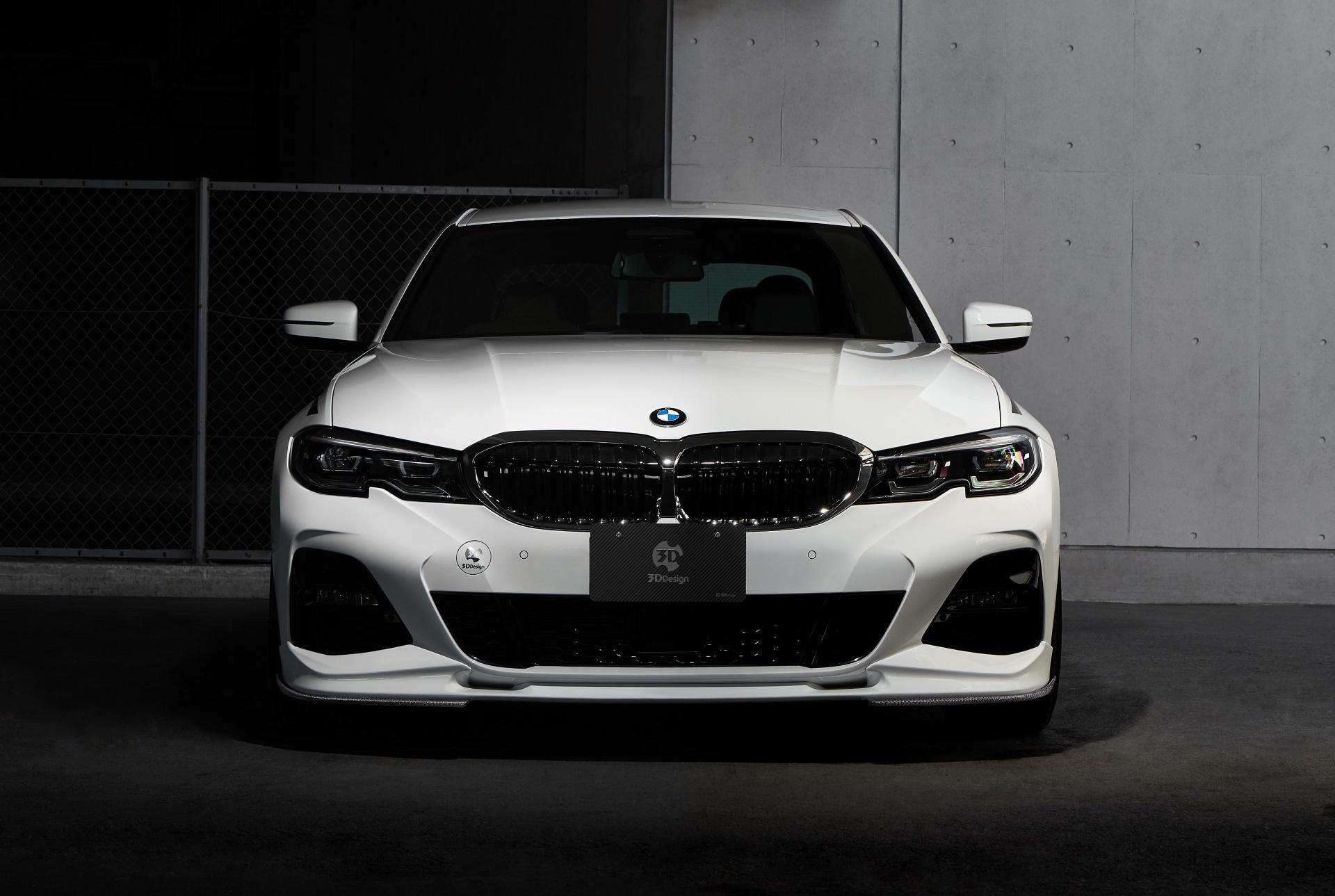 3D Design BMW 3 Series 4