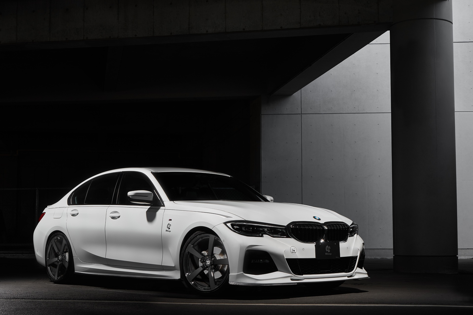 3D Design BMW 3 Series 6