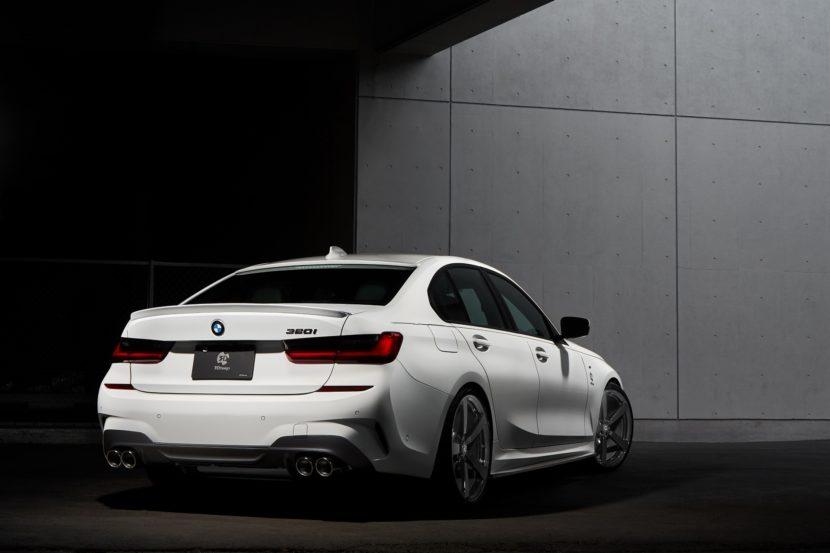 3D Design BMW 3 Series 8 830x553